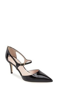 SJP by Sarah Jessica Parker SJP 'Phoebe' Patent Leather Mary Jane Pump (Women) available at #Nordstrom