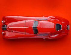 retro_futurism: 1938 Alfa Romeo 8C 2900B Le Mans