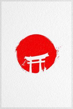 William Duarte > The Red Sun (Japan Flag)