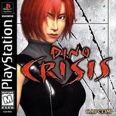 imagen Dino Crisis [Español] [PAL] [PSX]