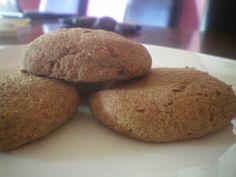 Paleo cinnamon breakfast biscuits