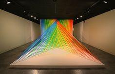 Arte de colores Megan Geckler