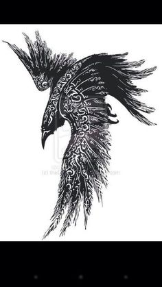The Raven, in legend, is the man who unifies the entire land.