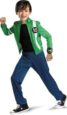 Ben 10 Halloween Costume