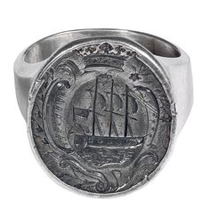Renaissance Silver Signet Ring-circa 1580 - quality mens jewelry, best place to buy mens jewelry, mens discount jewelry Jewelry Rings, Jewelry Accessories, Jewelry Design, Jewellery, Antique Jewelry, Vintage Jewelry, Renaissance Jewelry, Discount Jewelry, Signet Ring