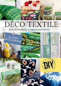 Déco textile Texte imprimé / Else Österberg, Camilla Arvidsson 2015   http://urlz.fr/4lHi
