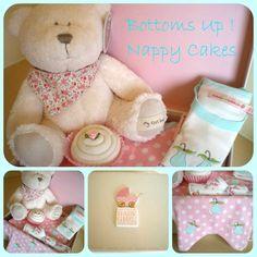 Baby girl luxury gift box.