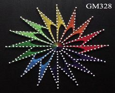 Zumzi - Tablou decorativ handmade String Art - 25 de modele!