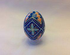 Ukrainian egg, handmade  pyanky egg, pysanka by EggsbyShari on Etsy https://www.etsy.com/ca/listing/502622451/ukrainian-egg-handmade-pyanky-egg