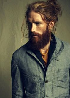 awesome 50+ Trendy Mens Hairstyles For Long Hair In 2016 Check more at http://machohairstyles.com/best-mens-hairstyles-for-long-hair/