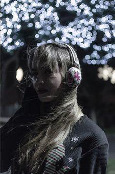 Pink floral headphones!  Link in bio to shop!