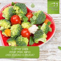 El deseo de #comer más #sano o de ser más #saludables aumenta día con día ¿Será #necesidad o #moda? http://bit.ly/1TOmnGn