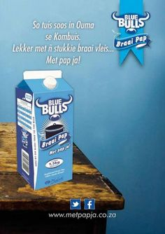 Blue Bulls Braaipap I Am An African, Rugby Cake, South Africa, 3 D, Awesome Tattoos, Afrikaans, Dragonflies, Blood, Southern