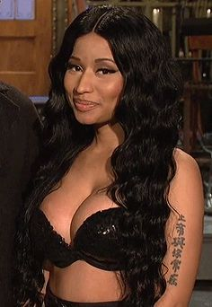Nicki Minaj Updates : Photo i love your hair nicki minaj  it is so pretty i won't my hair just like you nicki minaj