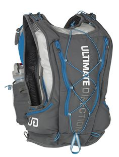 Ultimate Direction PB 2.0 Adventure Vest, Gunmetal. The pack that do anything for hiking, running, climbing, etc. Use code SALE1525 to get 50% discount. Offer Valid till May 30, 2015