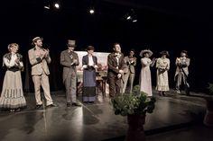Pièce de théâtre en anglais à Lyon Mai 2013