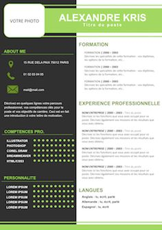 modele cv couleur gratuit Cv Template, Resume Templates, Cover Letter Design, Word Design, Format Powerpoint, How To Apply, The Originals, Words, Timberland