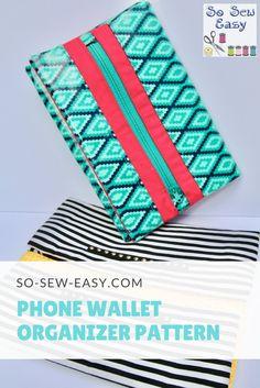 phone wallet organizer