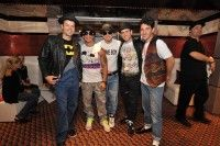 Hangin' Tough! Wearing buttons, had the dolls, NKOTB cards, clothes, videos...talk about obsessed!