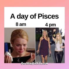 26 Funny Pisces Memes Too Real That It Hurts - Our Mindful Life Pisces Moon Sign, Pisces And Capricorn, Pisces Traits, Zodiac Signs Pisces, Astrology Pisces, My Zodiac Sign, Taurus And Pisces Compatibility, Virgo Memes, Pisces Quotes
