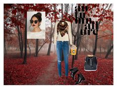 """""""Untitled #678"""" by fashionmaven1970 on Polyvore featuring Frame Denim, See by Chloé, N°21 and Peach Couture"""