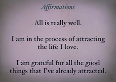 Are You Finding It Difficult Trying To Master The Law Of Attraction?Take this 30 second test and identify exactly what is holding you back from effectively applying the Law of Attraction in your life. Affirmations Positives, Morning Affirmations, Positive Affirmations, Positive Life, Positive Thoughts, Positive Quotes, Quotes To Live By, Me Quotes, Daily Quotes