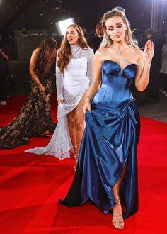 Little Mix Outfits, Little Mix Style, Little Mix Girls, Little Mix Fashion, Jesy Nelson, Strapless Dress Formal, Prom Dresses, Wedding Dresses, Little Mix Photoshoot