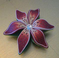 Polymer clay ideas for handmade Christmas gift!    www