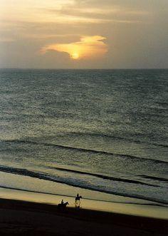 Praia de Jericoacoara, Ceará - BRASIL