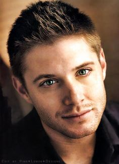 Jensen, stop it! Don't look at me like that! *covers eyes with arm dramatically* you slay me!
