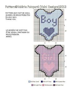 Boy/girl onesie