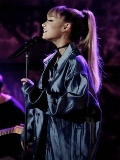 Welcome to GuiltyGrande, your Ultimate source dedicated to the actress and singer Ariana Grande. Ariana Grande Mac, Ariana Grande Photos, Ariana Grande Dangerous Woman, See You Soon, Ariana Grande Wallpaper, The Ellen Show, Light Of My Life, Celebs, Celebrities