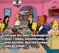 Happy thanksgiving everybody!