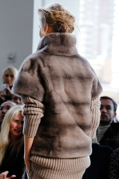 Michael Kors Collection Fall 2014 Ready-to-Wear Fashion Show Details