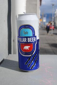 Icelandic beer Beer Day, All Beer, Best Beer, Icelandic Beer, Beers Of The World, Beer Brands, Beer Packaging, Wine And Spirits, Craft Beer