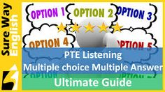You might read dozens of books or take several practice tests, nothing can replace a good tutorial, if you are aiming to get a 79 plus score in PTE Academic. This article is an introduction to PTE tutorials, covering several essential topics in PTE. We will also point you to other helpful resources where applicable. Pte Academic, Good Tutorials, Multiple Choice, Scores, Coaching, How To Get, Reading, Books, Training