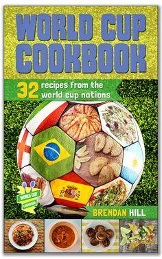 My Sushi Recipe for World Cup Cookbook   Aries Quaintrelles