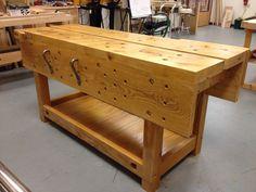Nicholson bench | A Woodworker's Musings