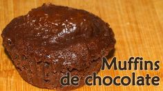 muffins de chocolate (proti) High Protein Low Carb, Dukan Diet, I Foods, Low Carb Recipes, Yummy Food, Delicious Recipes, Healthy Eating, Breakfast, Desserts
