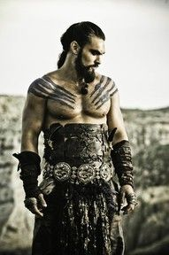 Two words...Kahl Drogo I find this very attractive for some reason.
