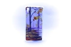 Carcaza Pintura Bosque Arboles Relieve Sony Xperia Z1 / Sony Xperia Z2 — HighTeck Store