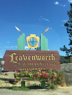 Leavenworth, WA in W