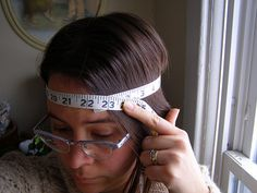 Hat to Head - how to get the right measurements for knitting hats