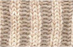 Brioche Knitting - Double Brioche Stitch