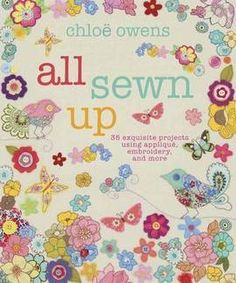 This absolutely beautiful hardback is not only exquisitely presented, but its pages are bursting with useful, jargon-free and completely comprehensive instructions for making some truly delightful sewn creations that you, your friends and family will all love.