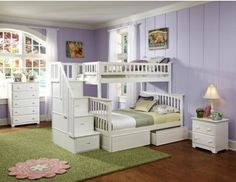 20 Best Twin Over Full Bunk Beds Images Kids Bunk Beds Bunk Beds