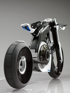 Honda Oree Electric Motorcycle