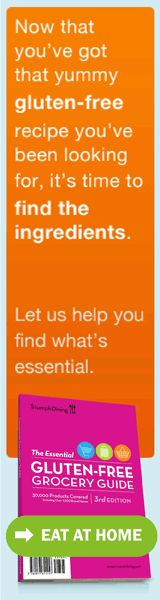 Best Gluten Free website I have found so far... lists all the gluten and dairy free products out there! Including many in Europe
