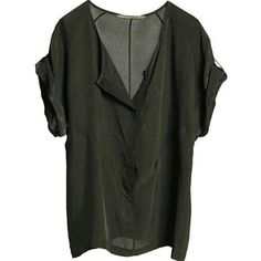 Humanoid -40% Double Blouse Shadow. musthaves.dk