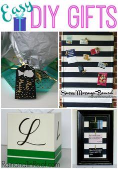 Four Easy DIY Gift Ideas   Hometalk